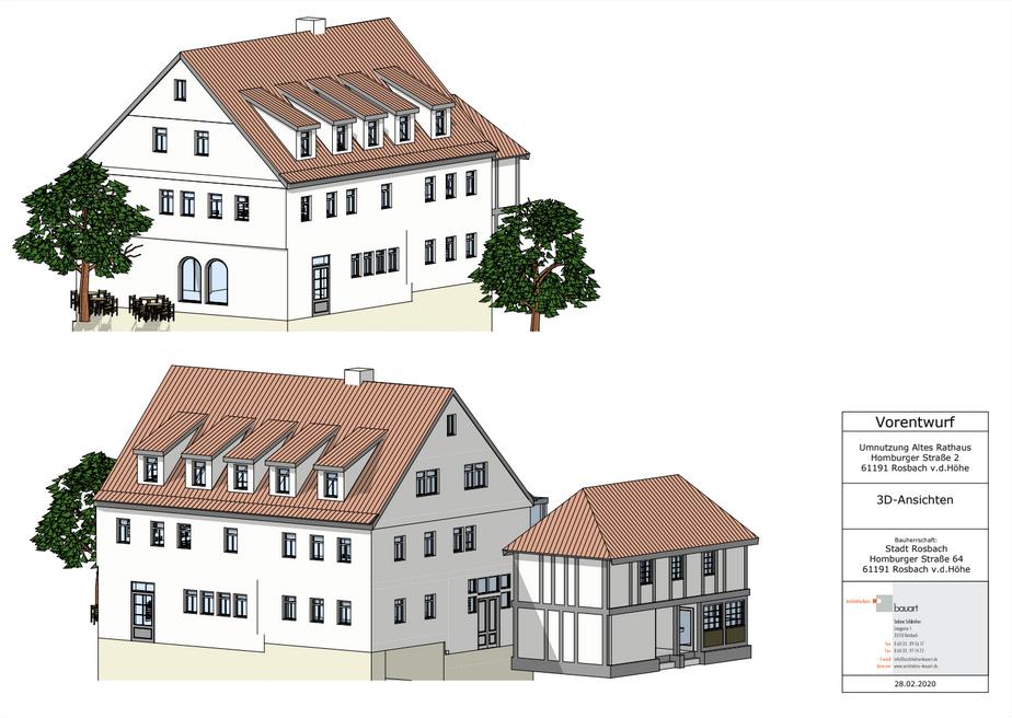 Altes Rathaus Vorentwurf2